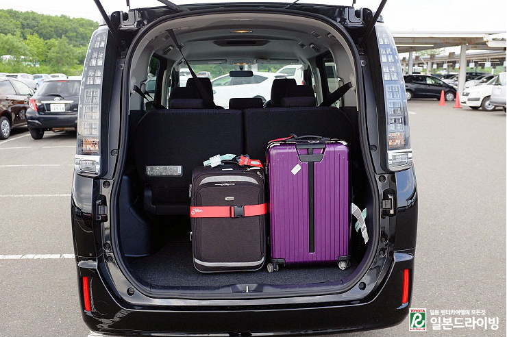 Toyota Iq 2018 >> Luggage Capacity Toyota Alphard Pictures to Pin on Pinterest - PinsDaddy